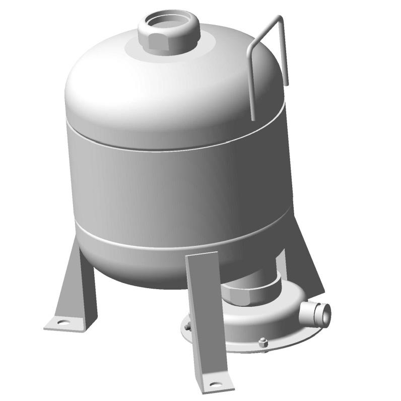Тунгус 10 Взрывозащищенный модуль порошкового пожаротушения