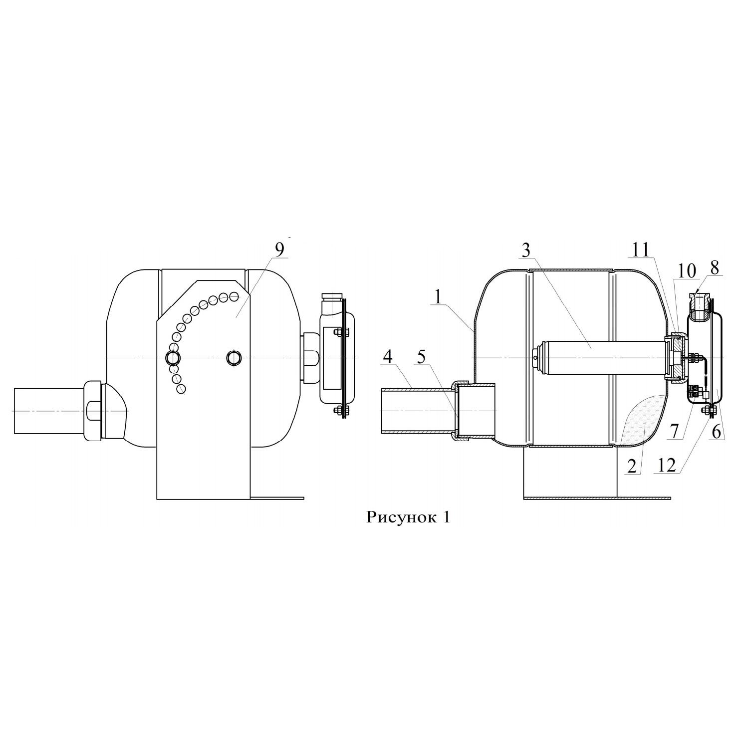 Тунгус 10ст Взрывозащищенный модуль порошкового пожаротушения
