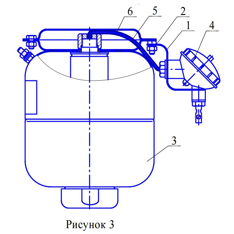 Тунгус 2,7 С автономный, автоматический модуль порошкового пожаротушения