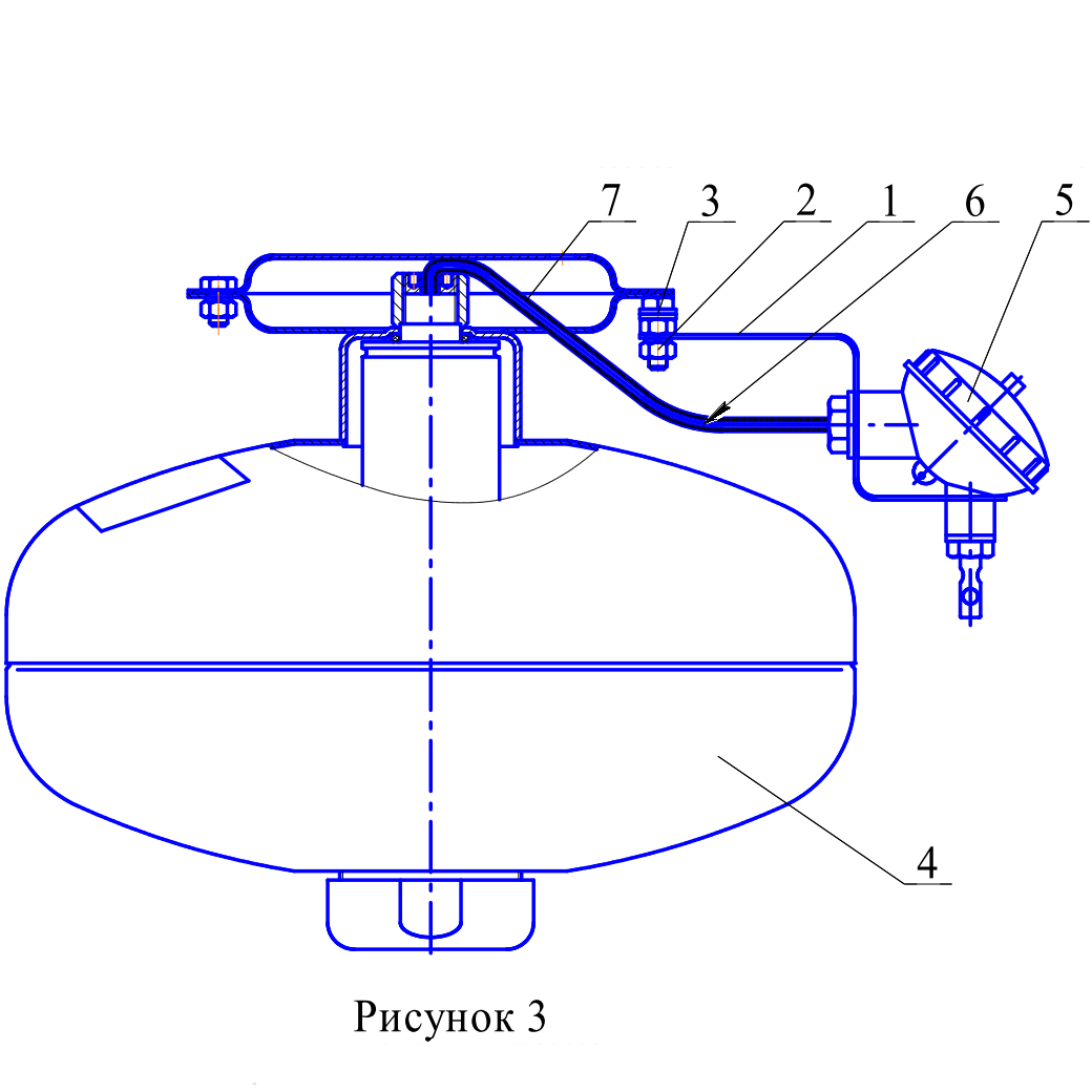 Тунгус 6 С автономный, автоматический модуль порошкового пожаротушения